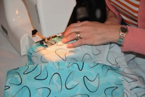 sewing a 50s dress