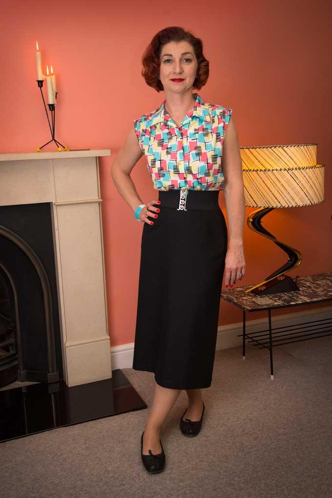 50s style clothing