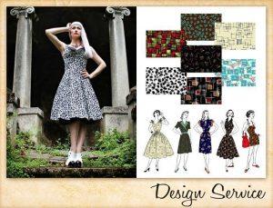 fabric design service