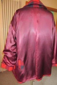 vintage coat pattern