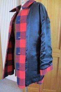 pendleton coat repair