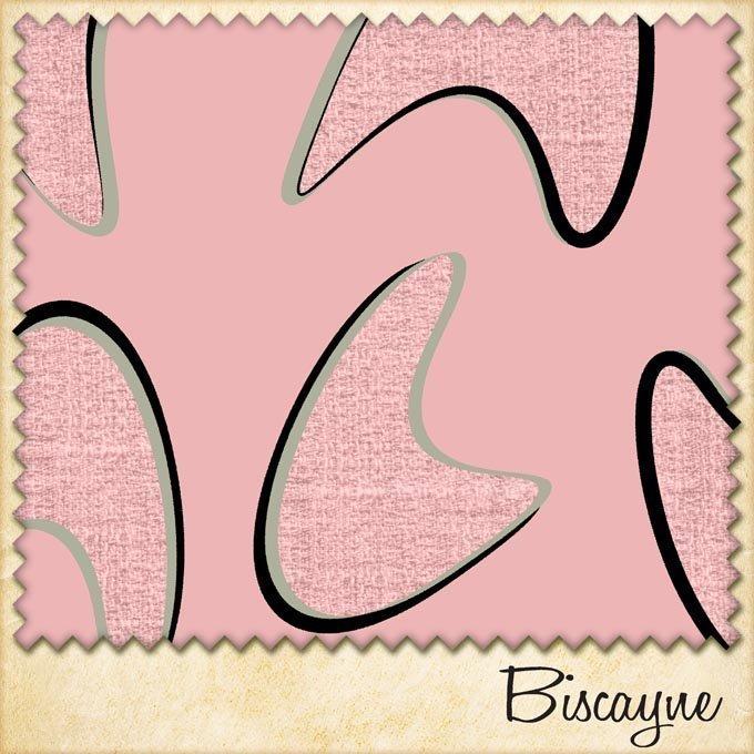 1950s fabric biscayne sample