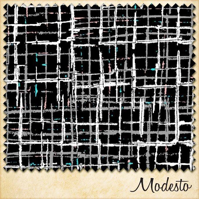 1950s fabric modesto sample