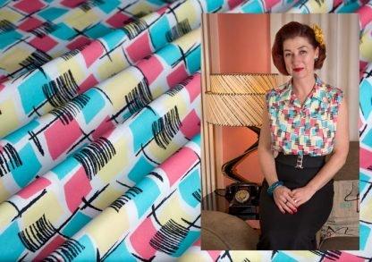 1950s vintage style clothing coronado