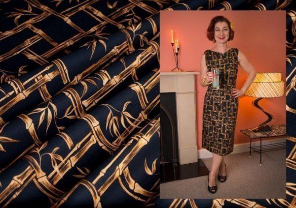1950s vintage tiki style clothing kona bambusa
