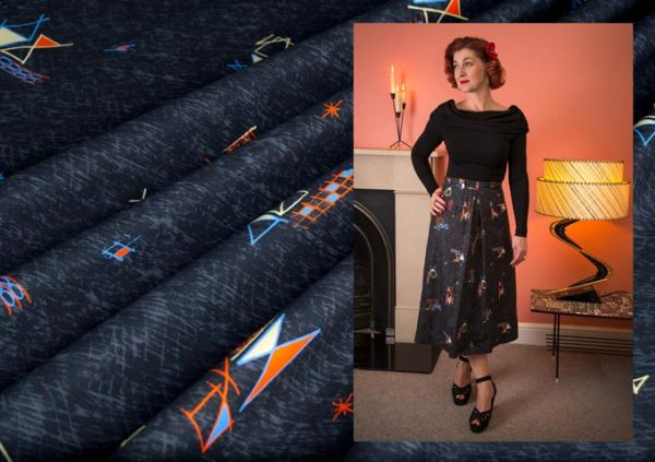 1950s vintage style clothing senora