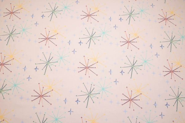 telstar 1950s fabric