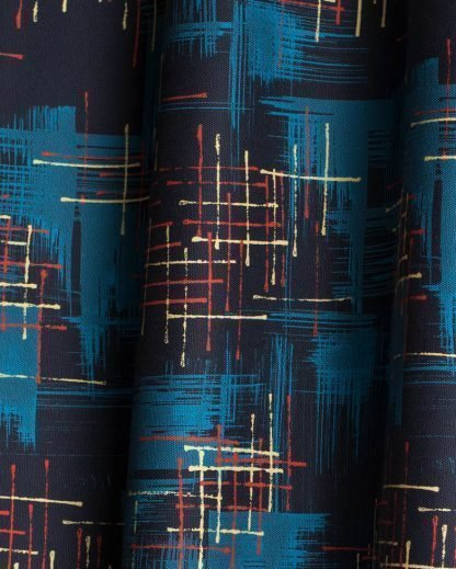 twilight 50s atomic fabric