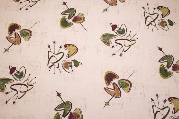1950s fabric