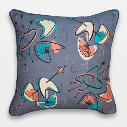 monterey retro atomic 50s cushion