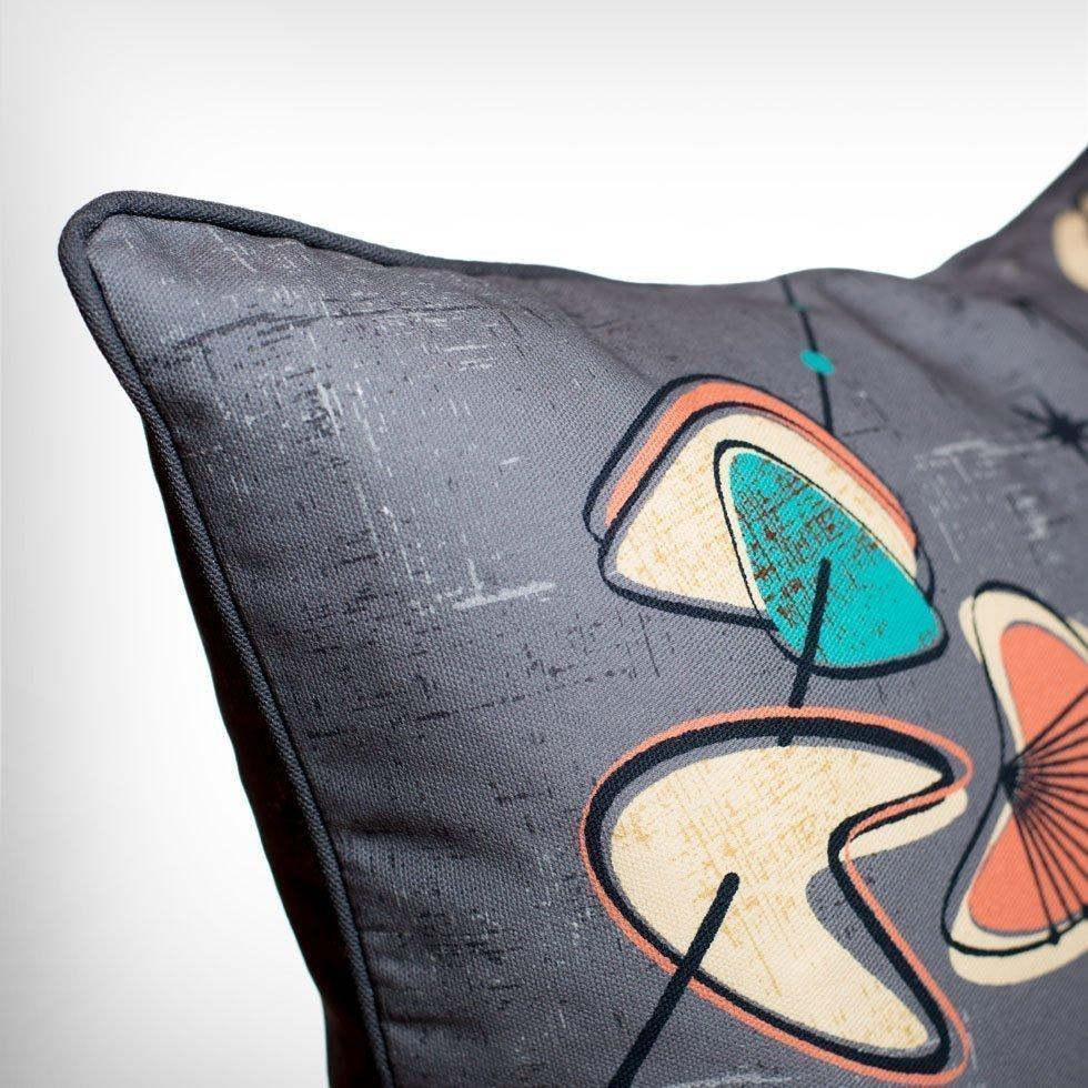 monterey retro atomic 50s cushion