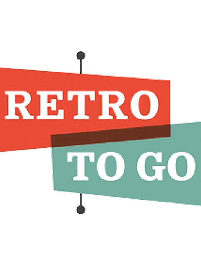 retro to go logo