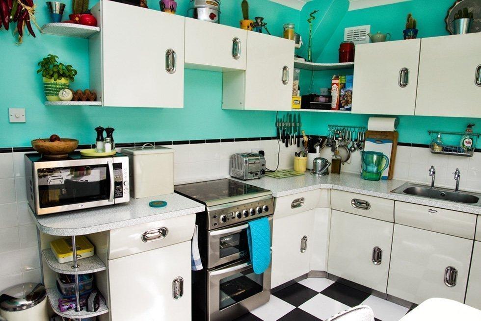 english rose kitchen units