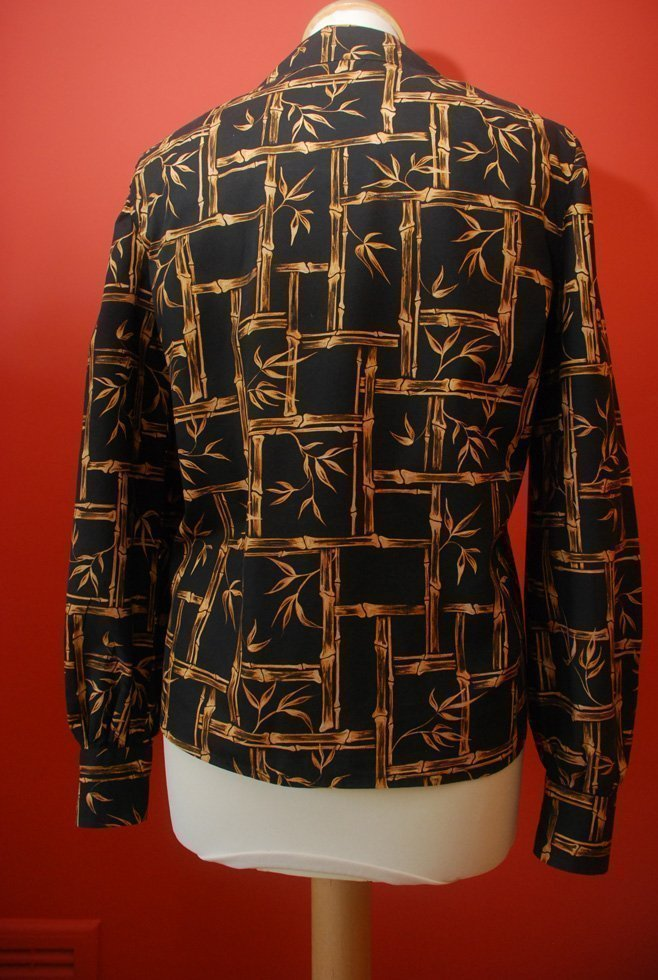 Bamboo-print-40s-blouse