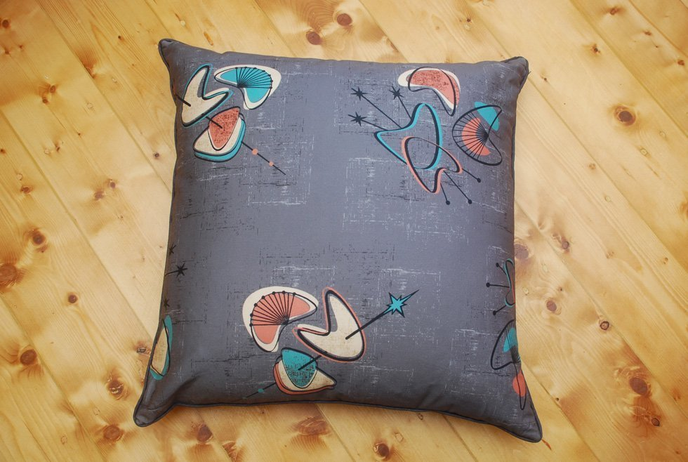 Mid-century-pillow