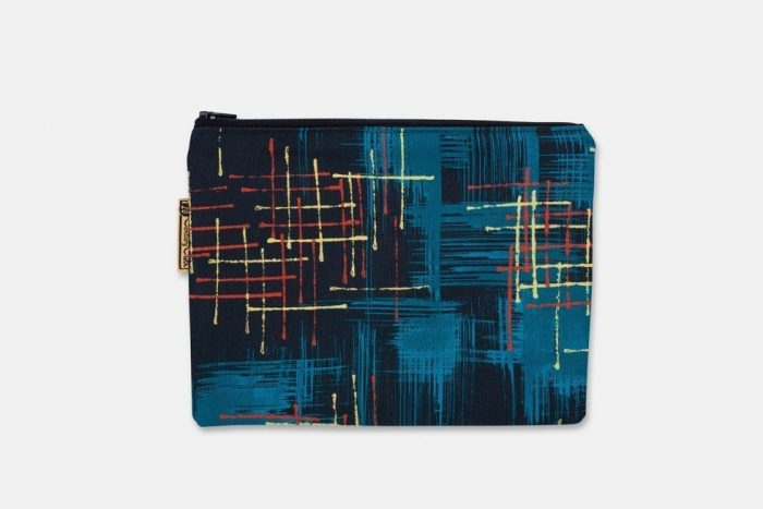 small multi purpose zipped pouch