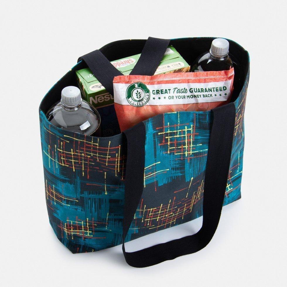 mid century shoulder bag