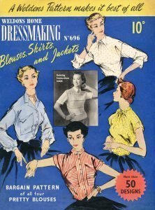 Weldons Home Dressmaking Magazine