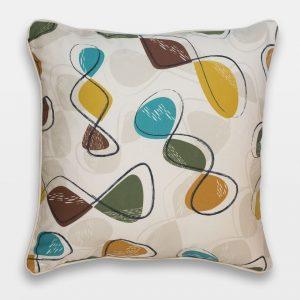 spiro retro atomic 50s cushion