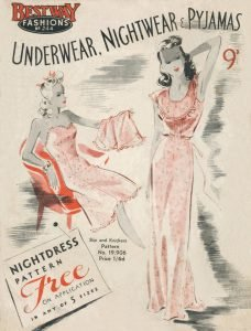 Bestway nightwear catalogue