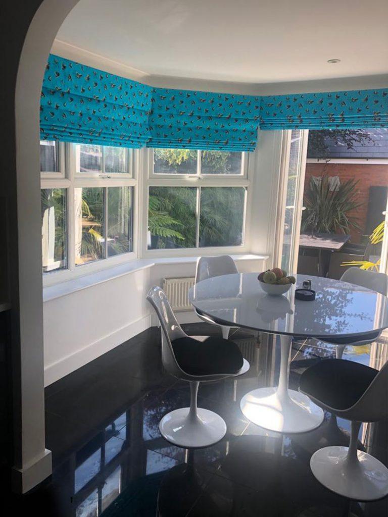 bespoke interior fabric design
