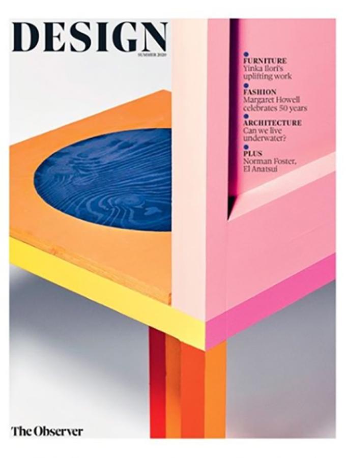 Observer design cover