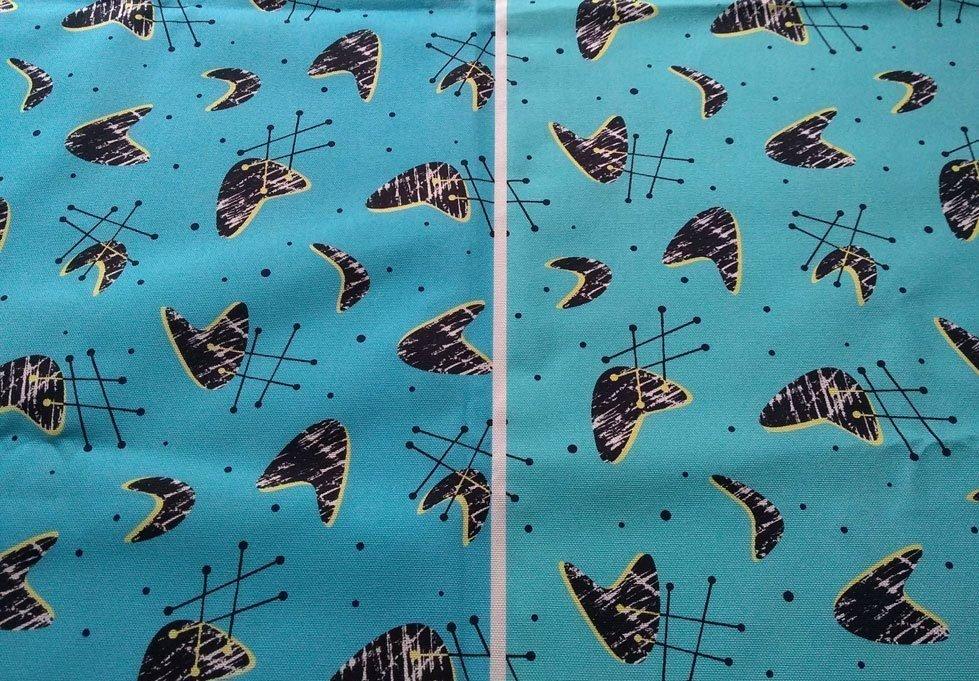 bespoke recolored fabric
