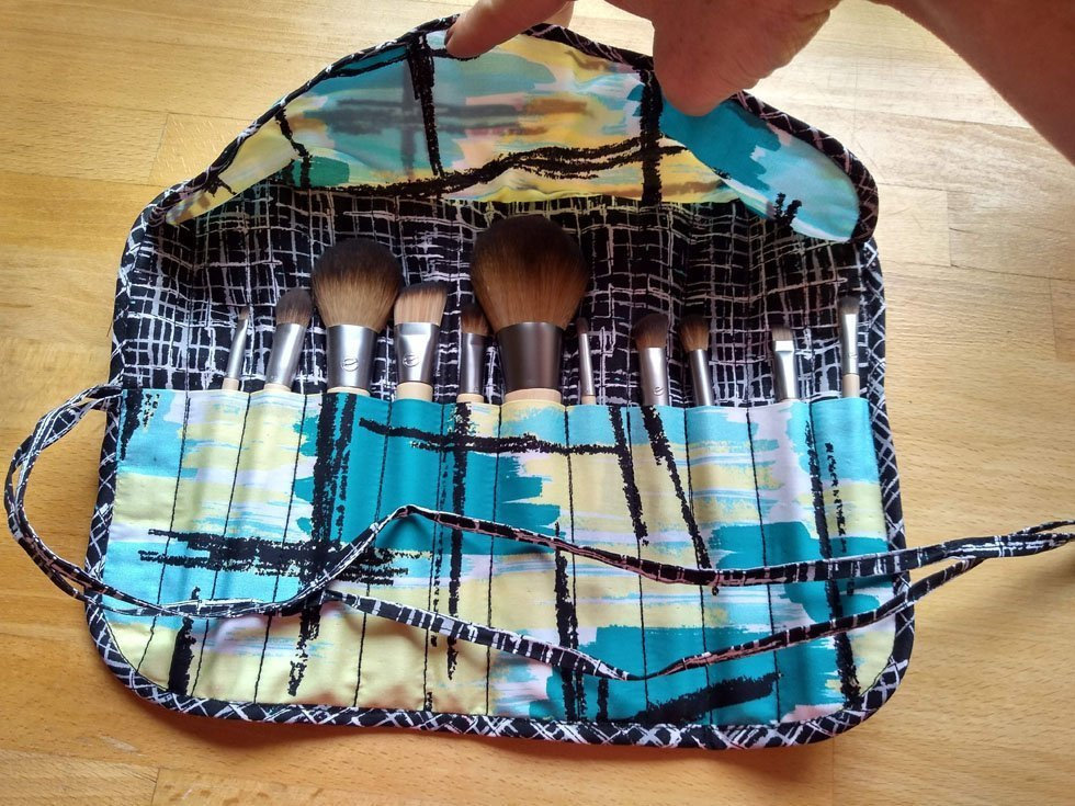 sew your own brush roll