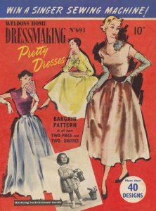 Weldons Home Dressmaking Magazine No. 693