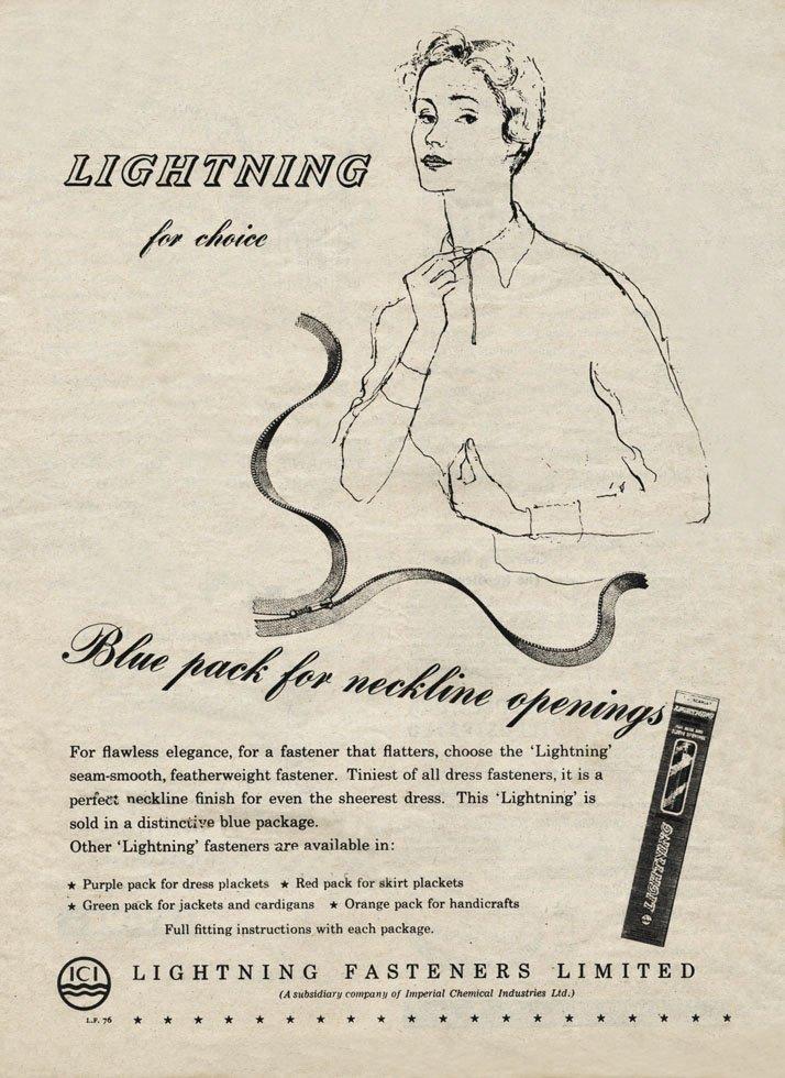 lightning zip ad