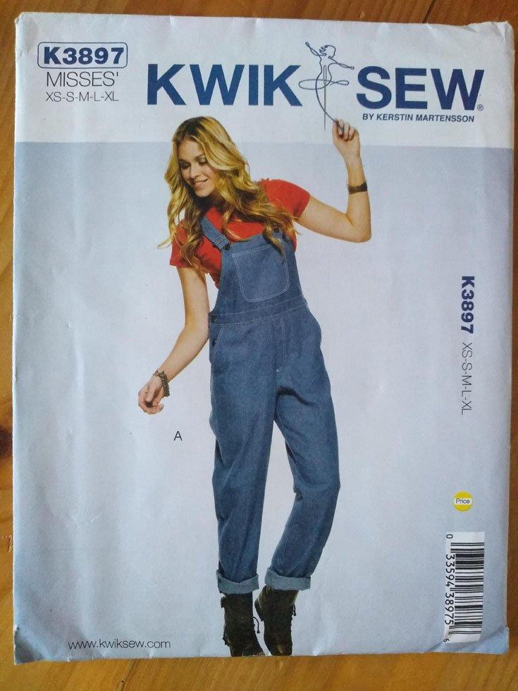 Kwik Sew K3897